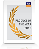AV Comparatives - Best Product of the Year - 2012
