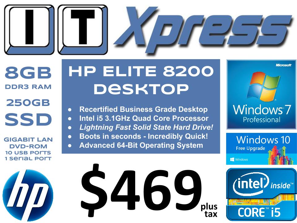 HP Elite 8200 Desktop Elite (1)